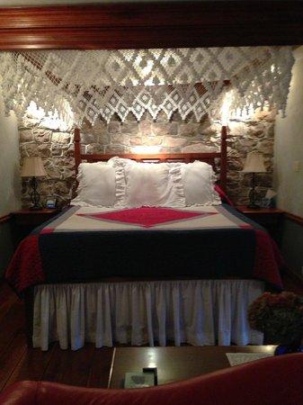 هستوريك سميثتون إن: Bedroom 
