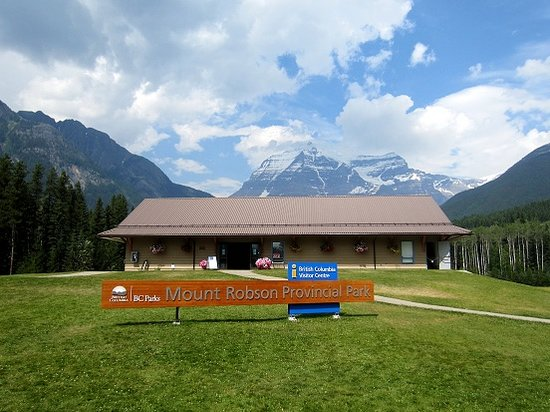 British Columbia Visitor Centre @ Mt Robson: Mount Robson Visitor Centre