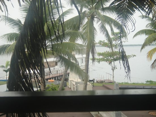 The Park on Vembanad Lake: View from Balcony