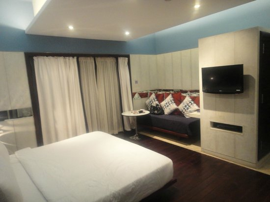 The Park on Vembanad Lake: room