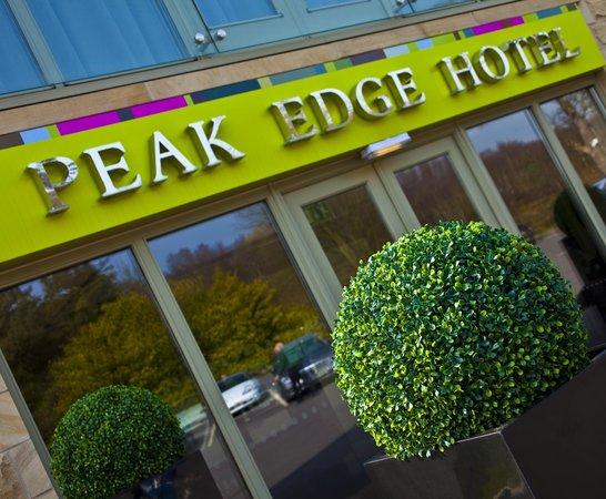 Peak Edge Hotel: Hotel