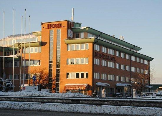 2Home Stockholm South : Hotellet set ude fra