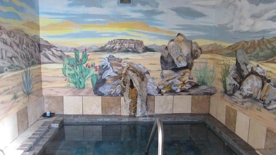 Sierra Grande Lodge & Spa: Indoor private pool