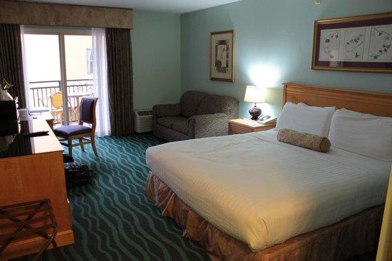 Ocean Park Inn: Room
