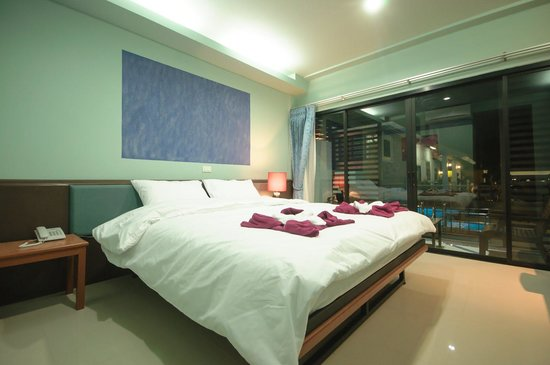Chayadol Boutique Resort: Room
