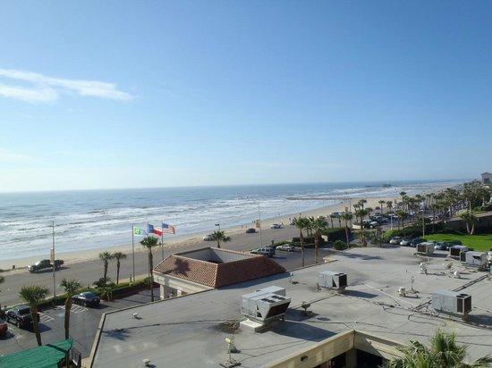 Holiday Inn Resort Galveston-On The Beach: balcony shot