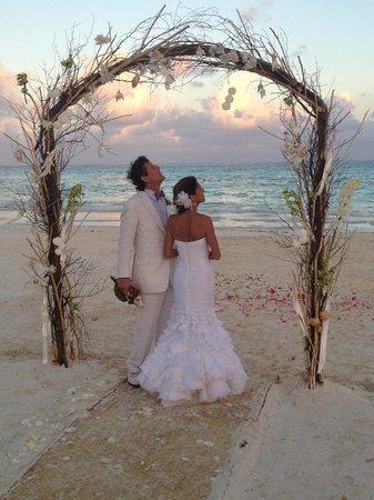 Belmond Maroma Resort & Spa: wedding