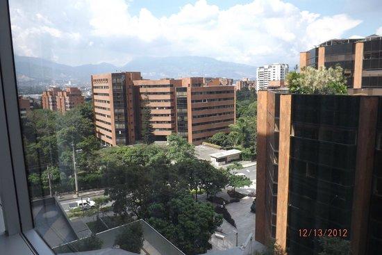 Hotel Estelar Milla de Oro: vista