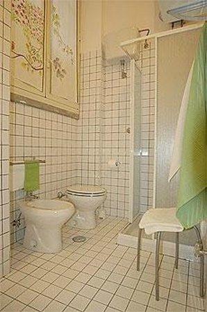 B&B La Corte: il bagno in camera