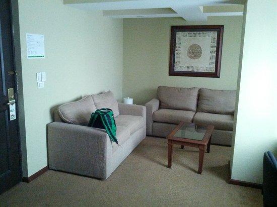 Holiday Inn Hotel & Suites Zona Rosa: Sala de la suite