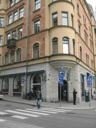 City Backpackers Hostel: City Backpackers Stockholm