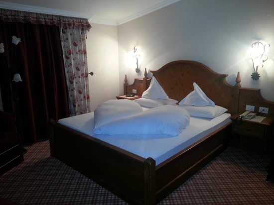Hotel Muehlbacherhof : la nostra camera (n. 304)