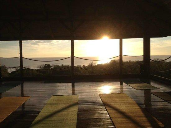 Horizon Ocean View Hotel and Yoga Center: yoga