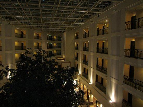 Sheraton Grand Krakow: Atrium