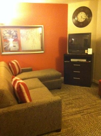 Staybridge Suites Lake Buena Vista: living room