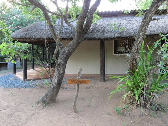 Malala Lodge: Our lovely little lodge