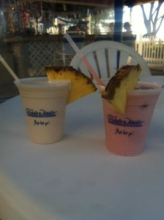 Guy Harvey Outpost, a TradeWinds Beach Resort: cocktails