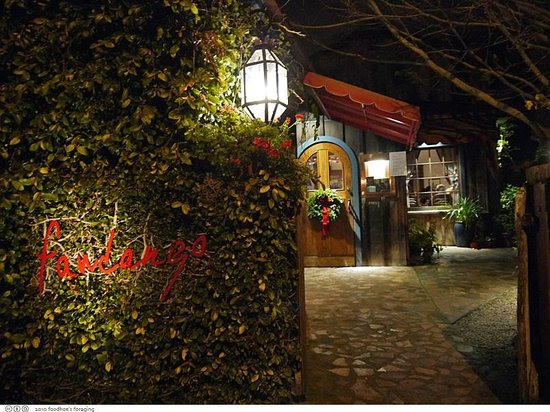 Fandango Restaurant : Fandango
