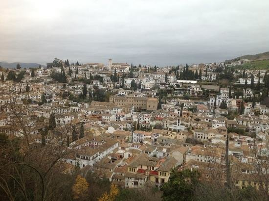 Hotel Anacapri: Beautiful Granada