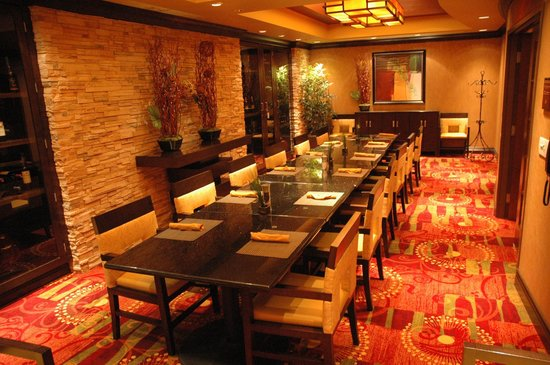 Jesse's Grille: Private Dining Room