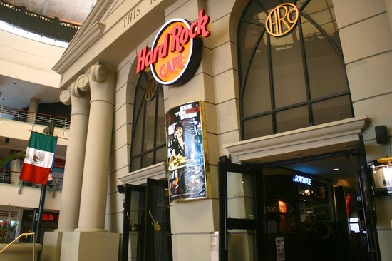 Forum by the Sea : Hard Rock Cafe