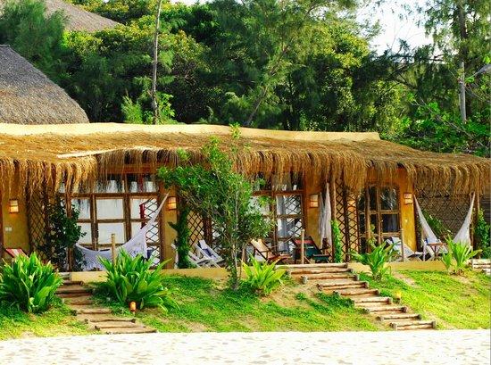 Casa na Praia Tofo: Bungalow
