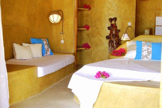 Casa na Praia Tofo: Room Beach