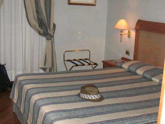 Albergo Ottocento: Deluxe double room