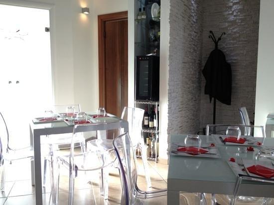 Scafati, Italy: la sala
