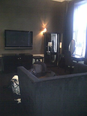 Ballantrae Albany Hotel: Room 310