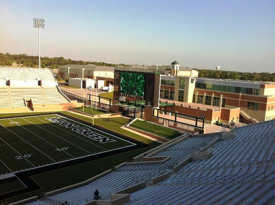 Denton, Техас: UNT's Apogee Stadium
