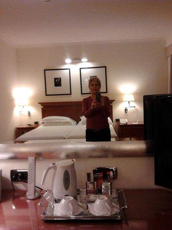 Starhotels Metropole: camera