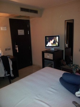 NH Ciudad de Santander: habitacion 115