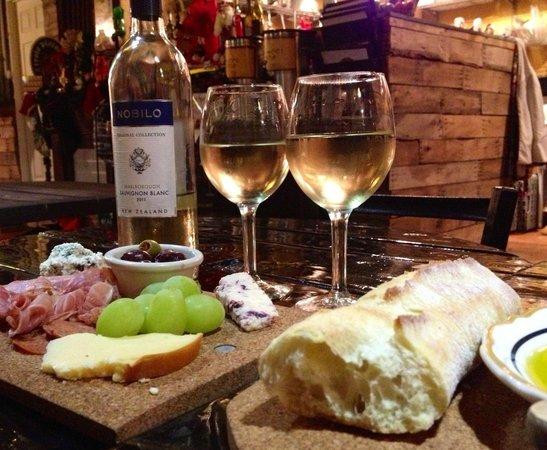The Cork Yard Wine Bar & Bistro: Yummy