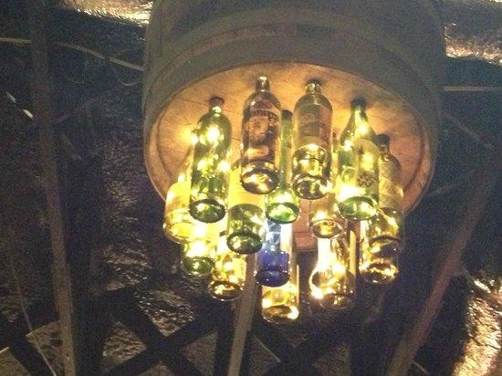 The Cork Yard Wine Bar & Bistro: Clever