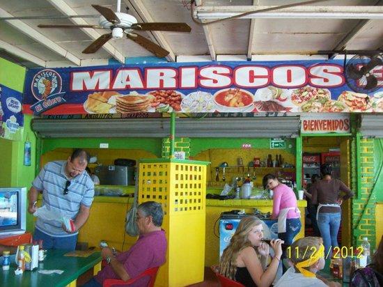 San Felipe Travel Center Restaurant
