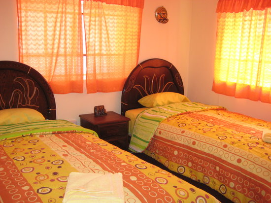 Casa La Sambleña: habitacion doble
