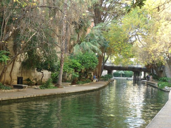 Drury Plaza Hotel San Antonio Riverwalk: The Riverwalk