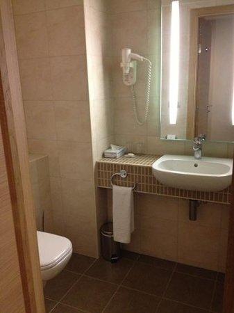 Novotel Brussels Midi Station: salle de bain