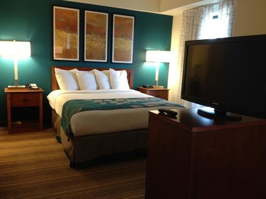 Residence Inn Chicago Oak Brook: beautiful