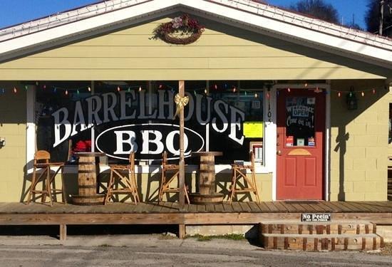 Lunch After Jack Daniels Tour   Review Of Barrelhouse BBQ, Lynchburg, TN    TripAdvisor