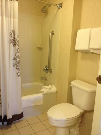 Residence Inn Chicago Oak Brook: very clean