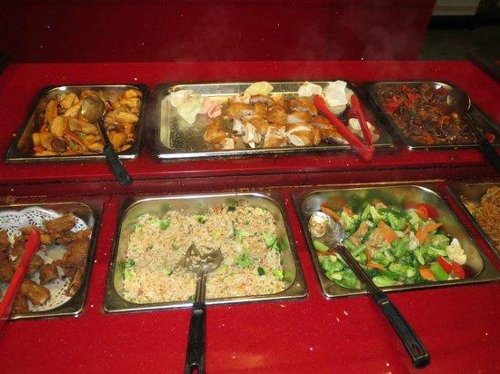 Dragon Pearl Chinese Japanese Restaurant