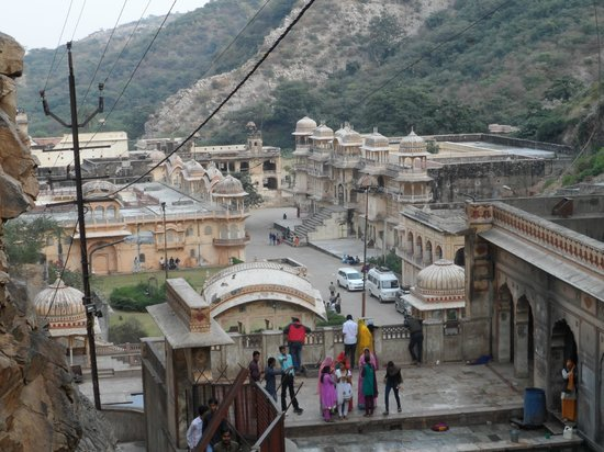Galtaji Temple: You'd never know it was here