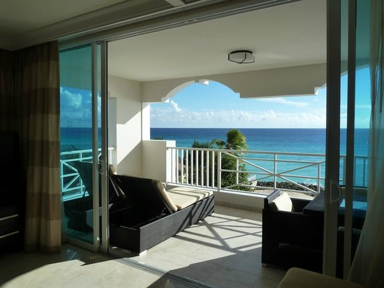 Ocean Two Resort & Residences : view from room 410A