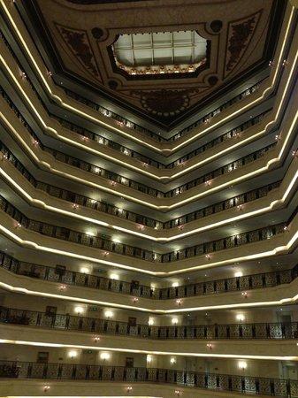 Legendale Hotel Beijing: Hotel iside view