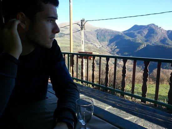 Hotel Terralta: comiendo