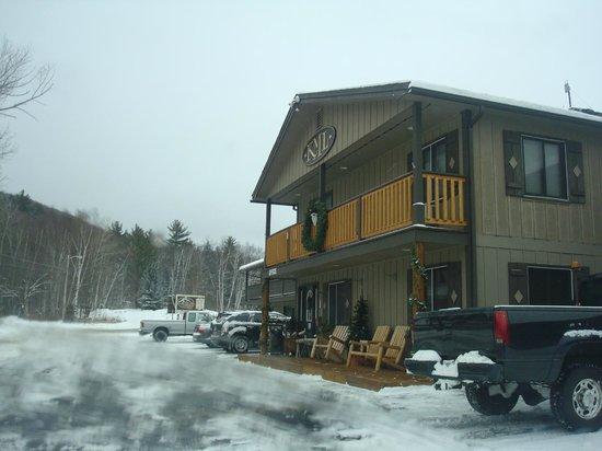 The Kancamagus Lodge : office