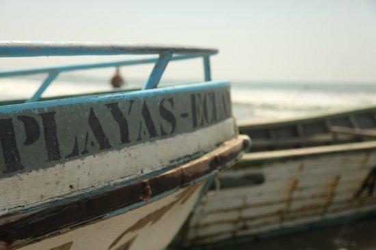 Hosteria Mediterra: playas - ecuador