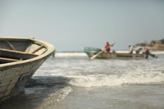 Hosteria Mediterra: fishing